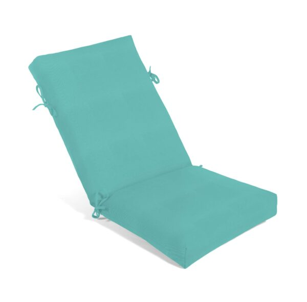 48 x 22 High Back/Recliner Cushion Hinged Cushions