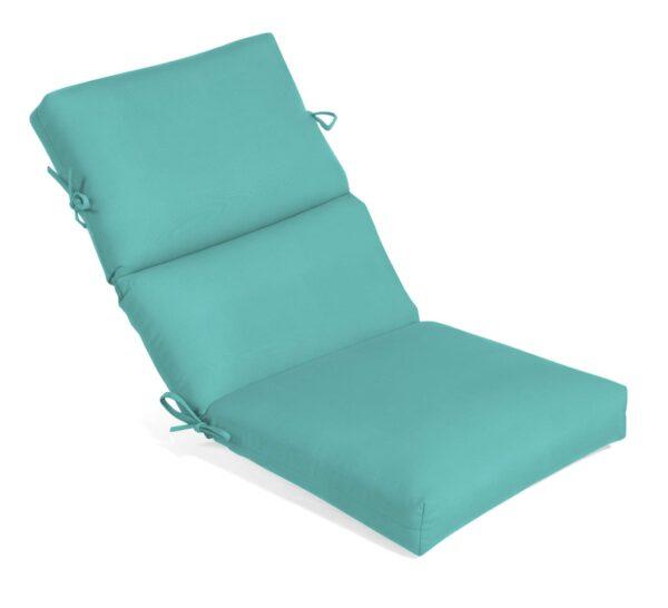 44 x 20 High Back Dining Cushion Hinged Cushions
