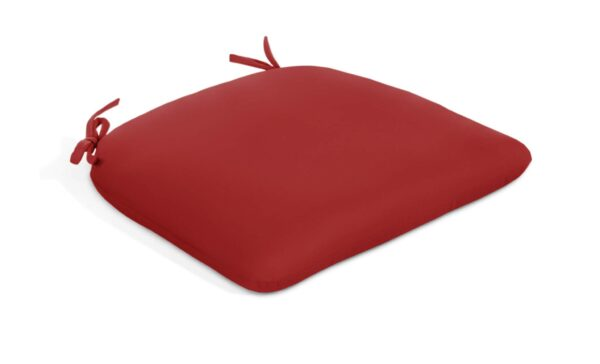 18 x 17 Curved Back Seat Pad Seat Pads