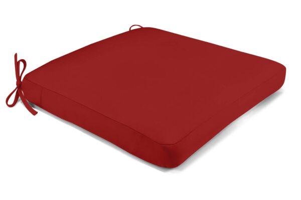 22 x 20.5 Boxed Edge Seat Cushion Seat Pads