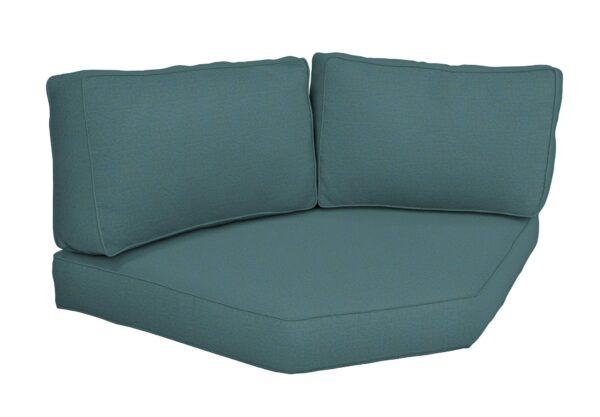North Cape Intl. Malibu 45 Degree Section Cushion (CUSH260-SCC-45) Misc