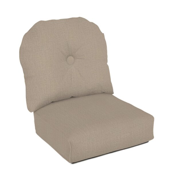 Erwin Round Back (GT 503&544) Lounge Chair Cushion Curved Seat Deep Seating