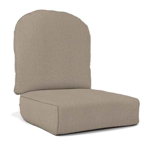 Erwin Round Back (GT 425&501) Lounge Chair Cushion Curved Seat Deep Seating