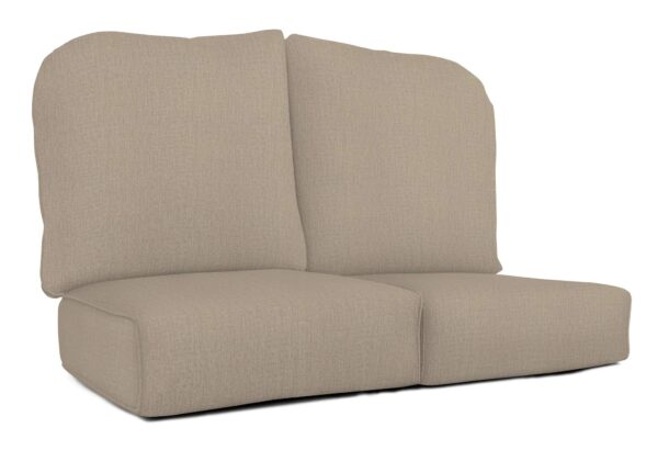 Erwin (GT 425&501) Loveseat Cushions Curved Seat Deep Seating