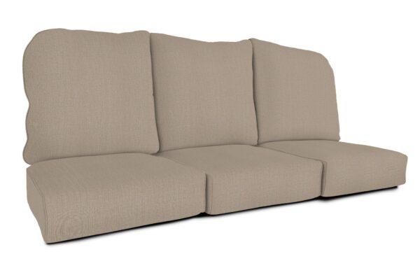 Erwin (GT 425&501) Sofa Cushions Curved Seat Deep Seating