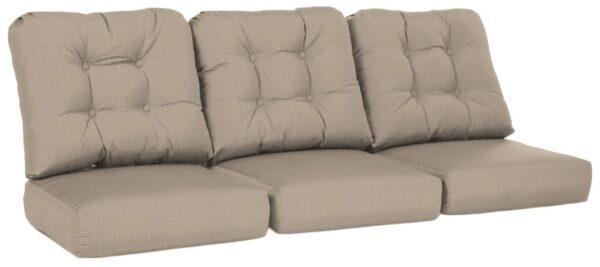 Lloyd Flanders Reflections Sofa Cushions Curved Seat Deep Seating