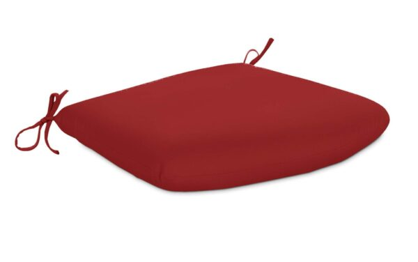 20.5/18 x 18 Curved Front Tapered Seat Pad Seat Pads
