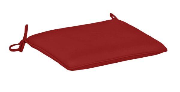 17.5 x 15.5 Single Welt Seat Pad Kingsley Bate