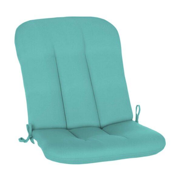 37 x 20 Meadowcraft Dogwood High-Back Cushion Hinged Cushions