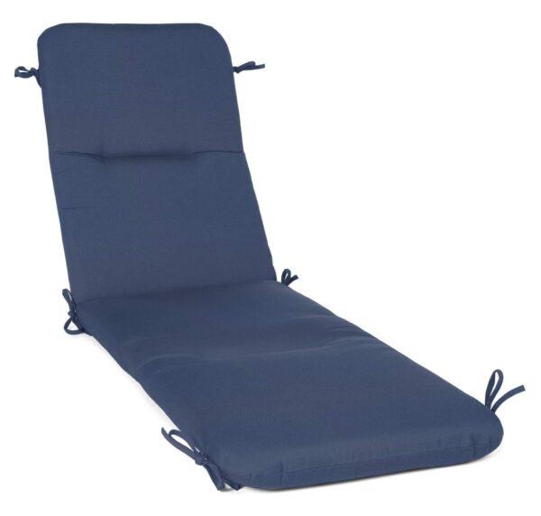 76 x 22 Tufted Chaise Cushion Chaise Cushions