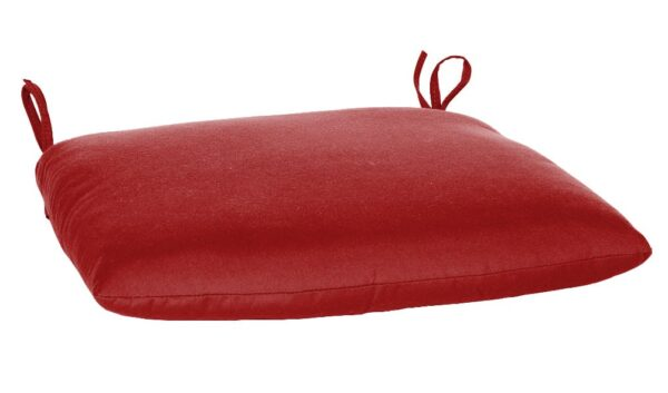 20 x 19 Curved Front Seat Cushion Seat Pads