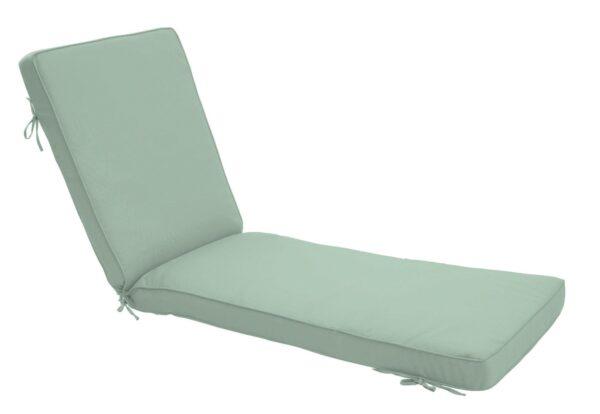 75 x 23 Chaise Cushion in Canvas Spa Clearance