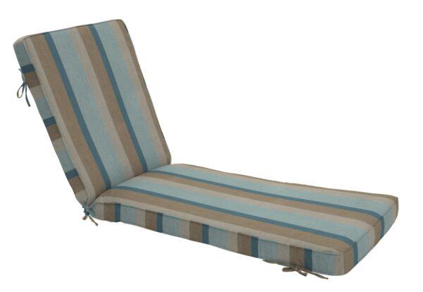 80 x 23 Chaise Cushion in Gateway Mist Clearance