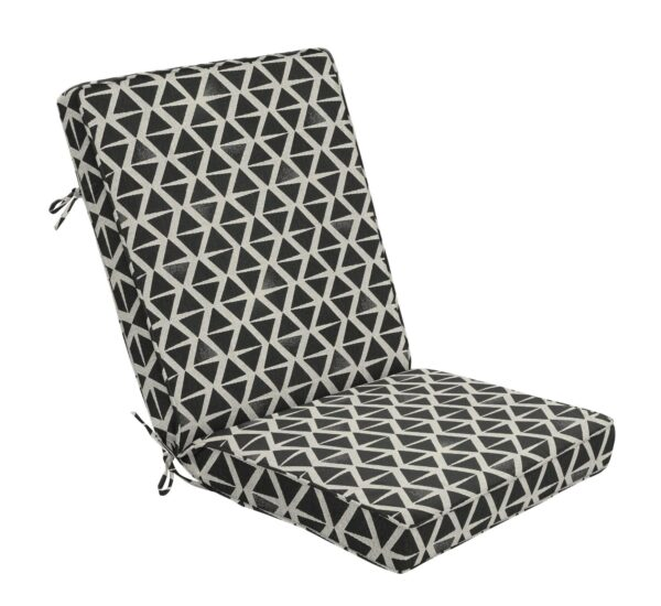44 x 22 Hinged Cushion in Spectacle Tuxedo Clearance