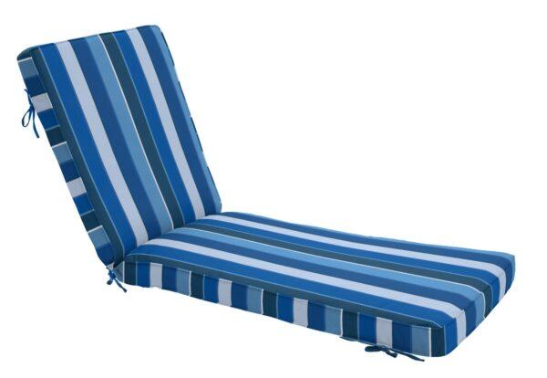 75 x 23 Chaise Cushion in Milano Cobalt Clearance