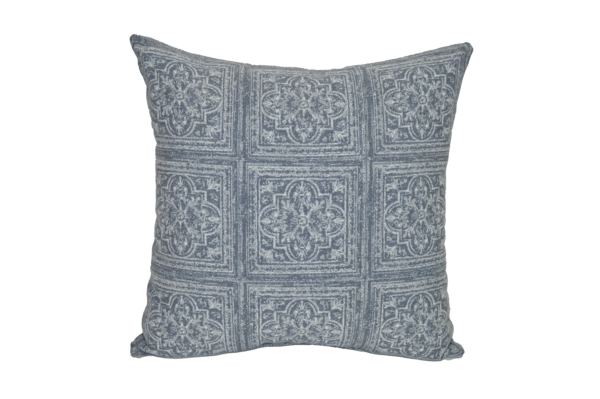 20 inch Throw Pillow in 9 Tile Graphite Clearance