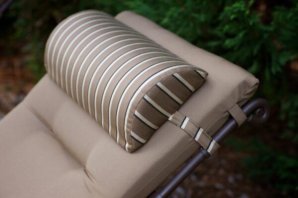 Outdoor Headrest Pillow from Cushion Connection