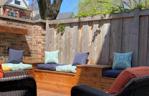 Outdoor Living Accessories from Cushion Connection
